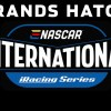 LIVE iRacing: eNASCAR International Series from Brands Hatch