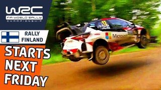 Rally Finland Starts Soon! : Secto Rally Finland 2021 : Watch LIVE on WRC+ All Live