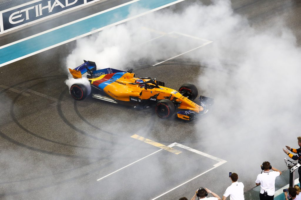 F1 alonso ritorno in f1 decisione