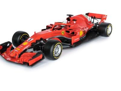 Vettel SF71H die cast 1:18