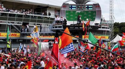 F1 Rinnovo per Monza fino al 2024, Gran Premio d'Italia