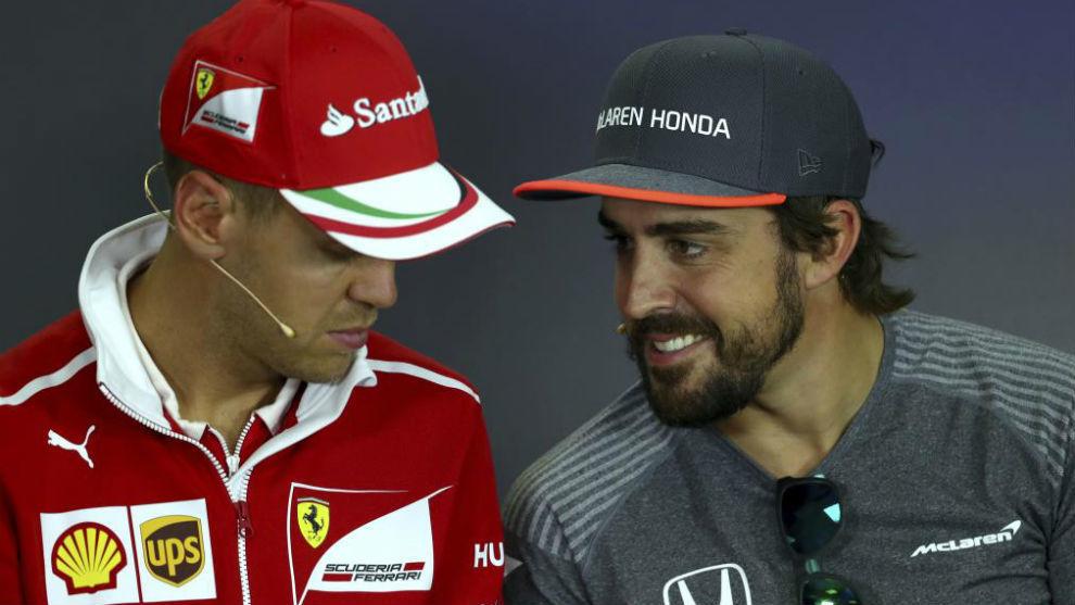 Possibile ritorno di Alonso in Ferrari