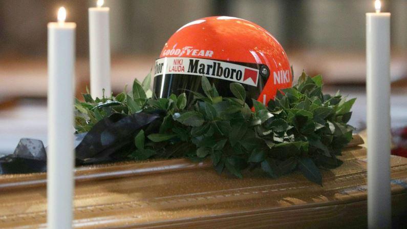 funerali lauda foto