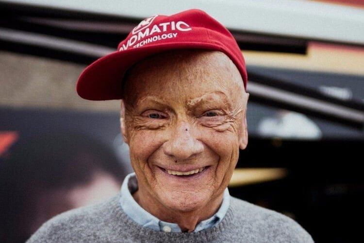 Prima curva intitolata a Niki Lauda