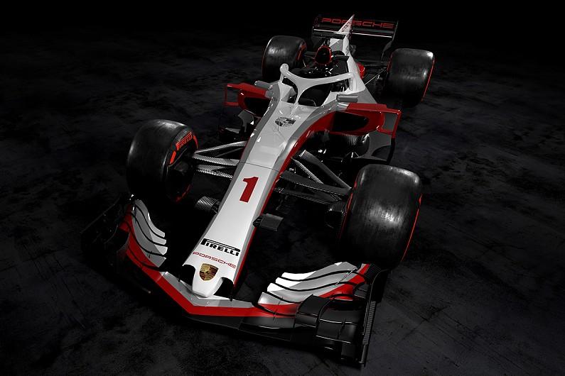 Porsche F1 anteprima realizzata da Motorsport TV