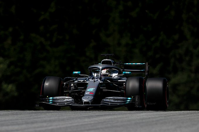 Risultati e Classifica GP Austria - Hamilton davanti a tutti nelle Prove Libere 1