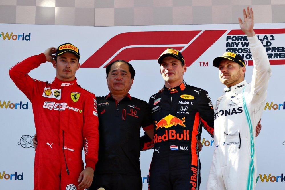 F1 Classifica Piloti - GP Austria