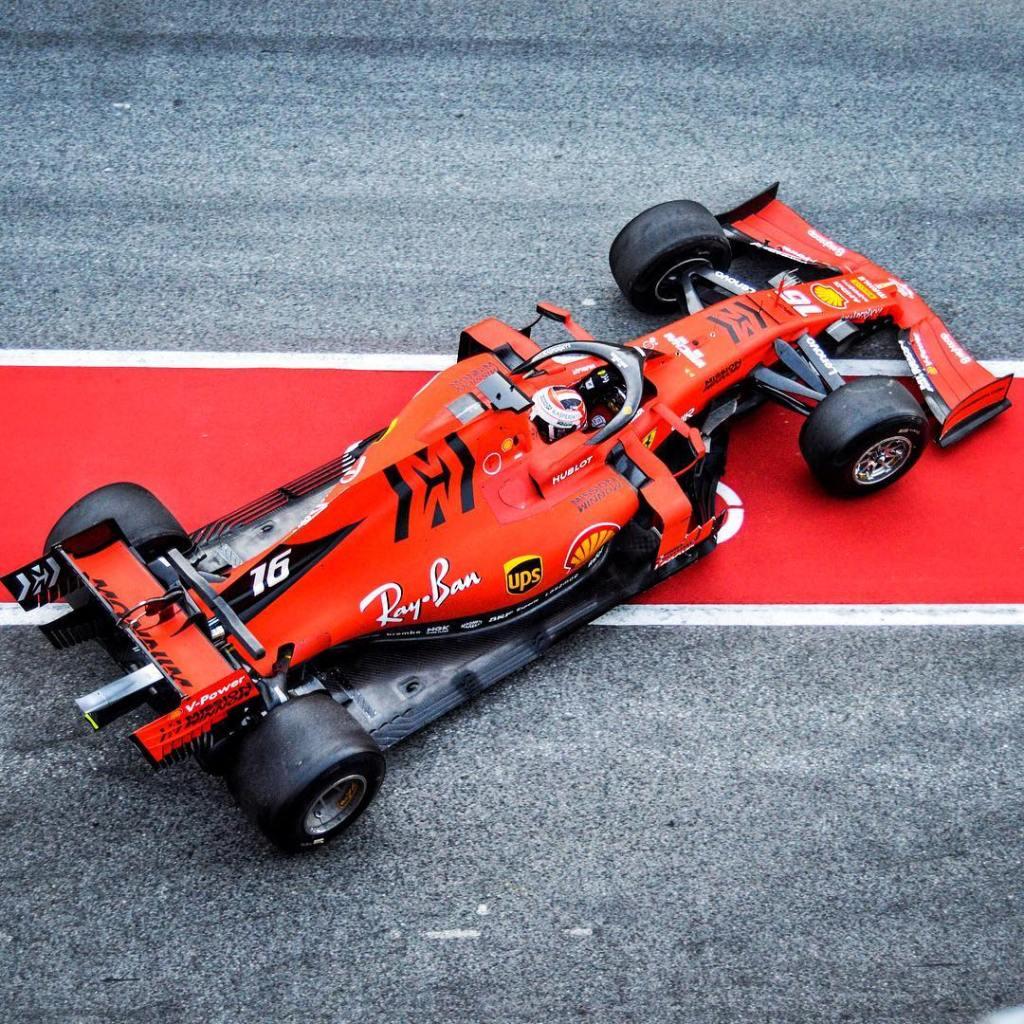 F1 Notizie Binotto - Pole per Leclerc al GP Austria