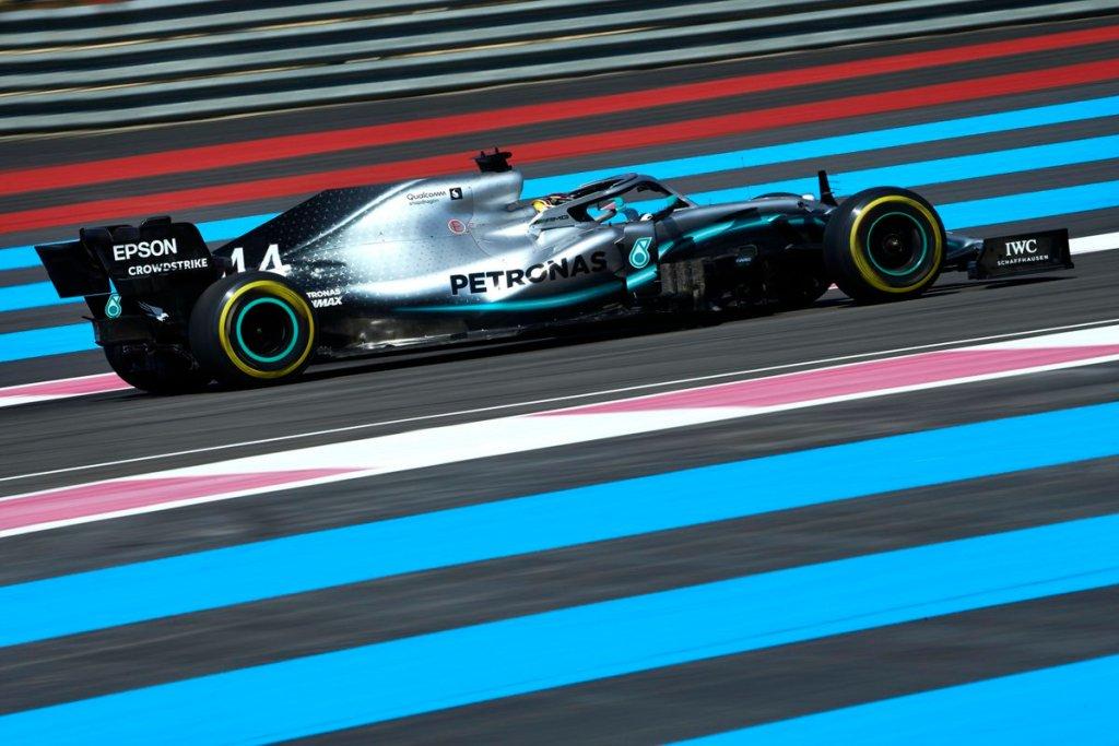 classifica qualifiche francia f1 hamilton pole position