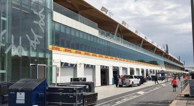 Nuovi box per il GP di Canada 2019 a Montreal