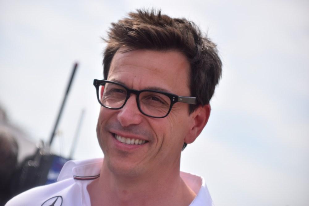 F1 Notizie Mercedes - Toto Wolff prevede la Ferrari favorita al GP d'Austria