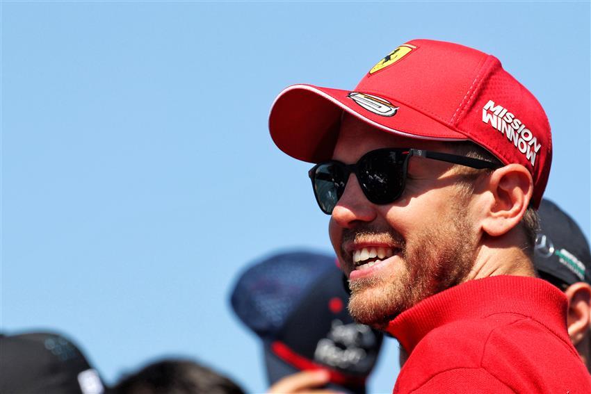 Vettel smentisce le voci sul ritiro