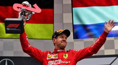 f1 pagelle gp germania i voti e commenti