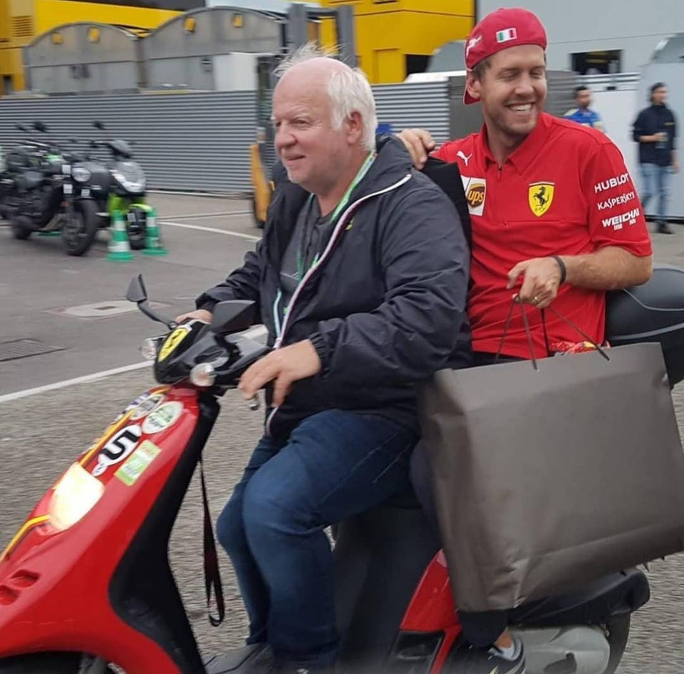 f1 voto vettel pagelle germania