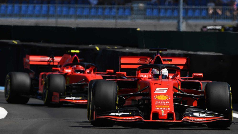 F1 - Mercato PIloti - Ultimi Aggiornamenti Ferrari