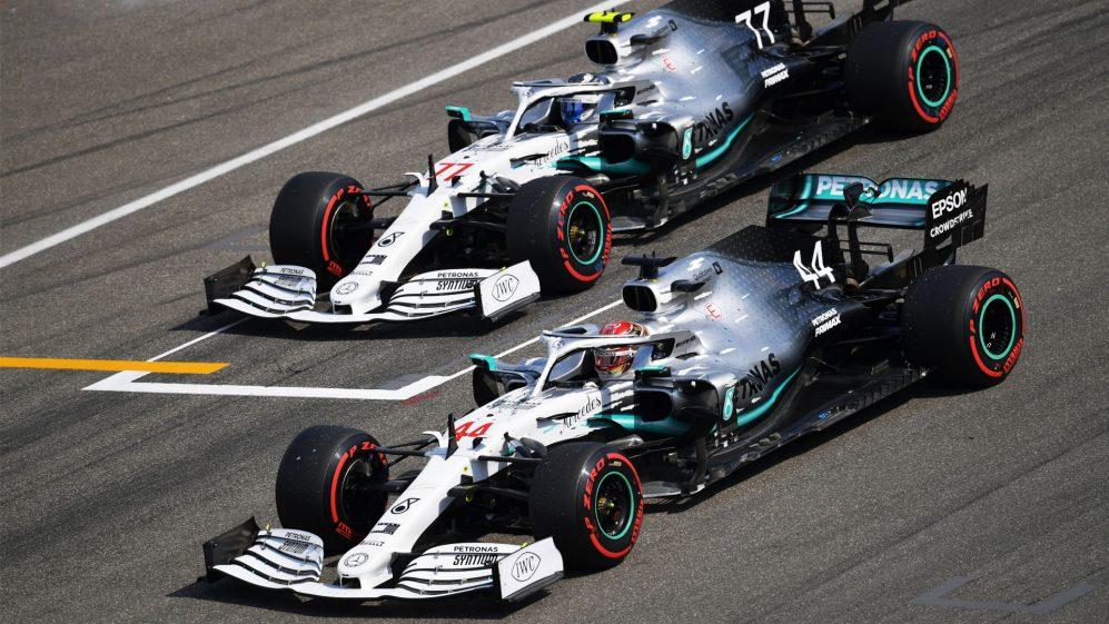 F1 - Mercato PIloti - Ultimi Aggiornamenti Mercedes
