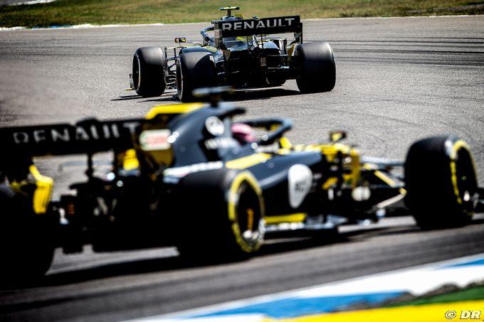 F1 - Mercato PIloti - Ultimi Aggiornamenti Renault