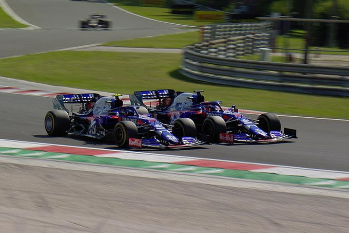 F1 - Mercato PIloti - Ultimi Aggiornamenti Toro Rosso