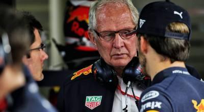 F1 Notizie - Lo speciale consulente della Red Bull - Helmut Marko - spiega brutalmente i motivi della sostituzione del pilota francese Pierre Gasly con Alexander Albon