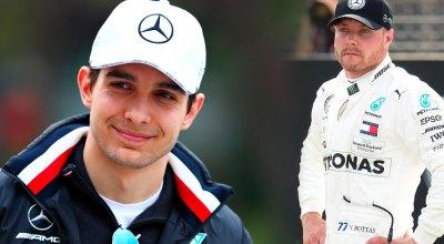 F1 Notizie Mercato Piloti Ocon al posto di Bottas in Mercedes dal 2020