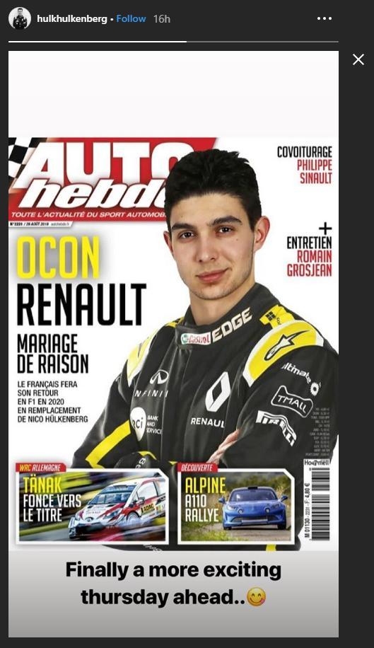 F1---Ocon-alla-Renault-e-Hulkenberg-cerca-un-sedile 1