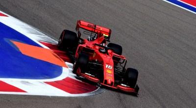 F1 GP Russia Sochi Diretta Live Gara