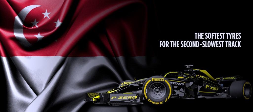 Pirelli F1 Singapore