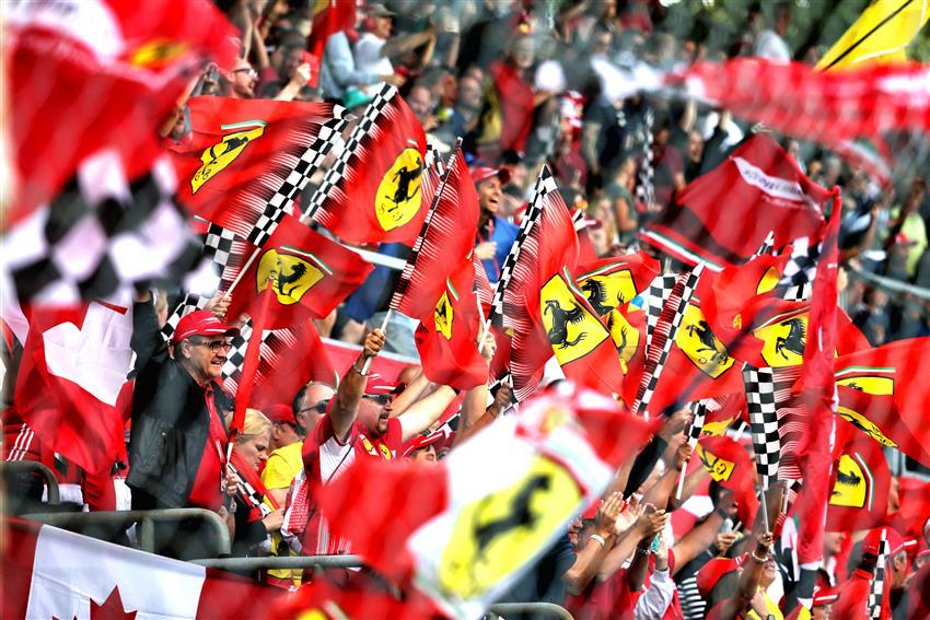 f1 guida monza gp italia prima volta in autodromo