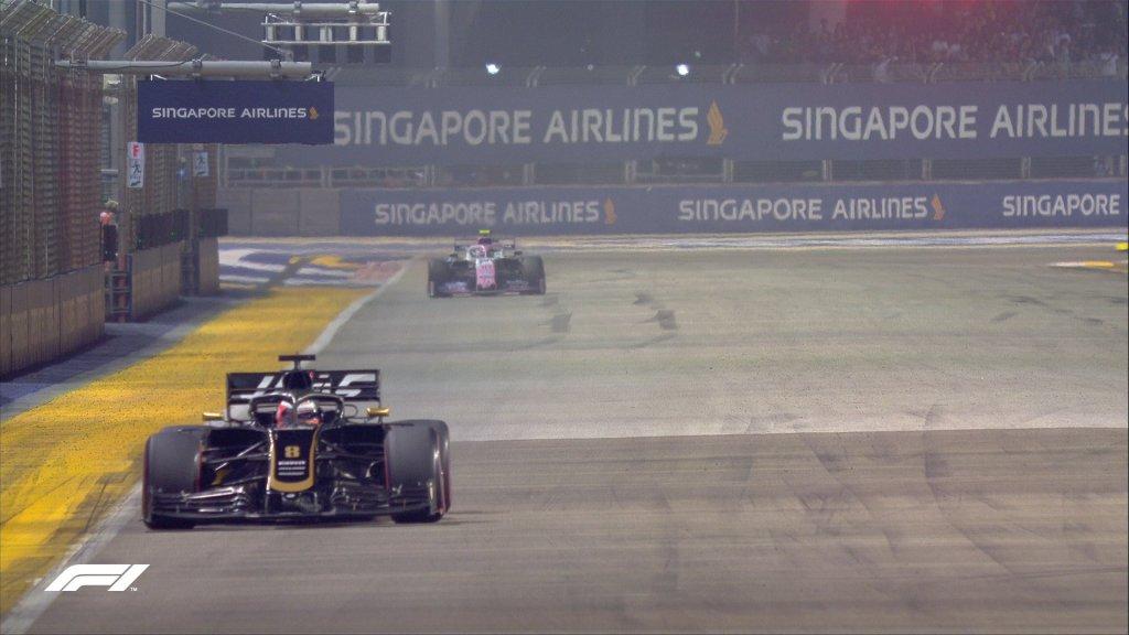 f1 singapore qualifiche gli esclusi in q1