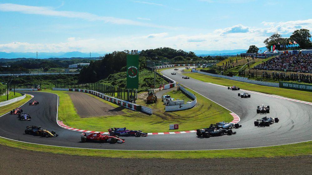 F1 Suzuka GP Giappone, orari tv sky e tv8