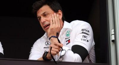 Toto Wolff (Mercedes) ritiene che ci siano valori anomali nella Ferrari SF90