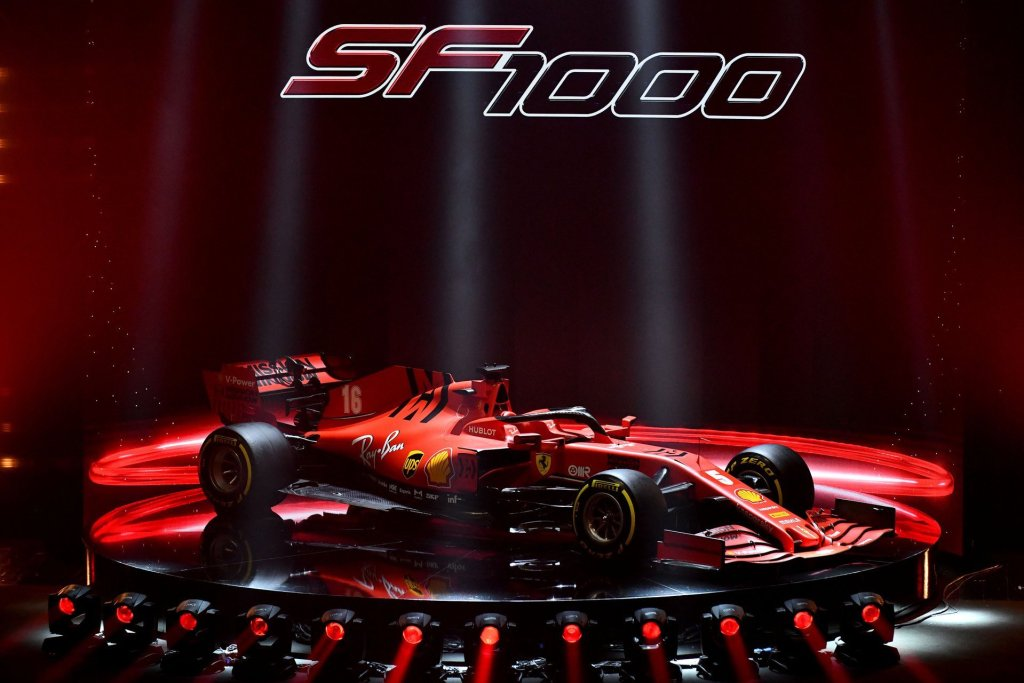 nuova ferrari sf1000 2020 sfondo wallpapers