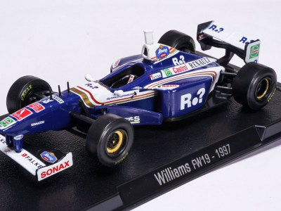 modellino williams 1997