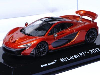 modellino mclaren p1 auto