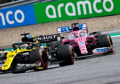f1 austria renault reclamo racing point
