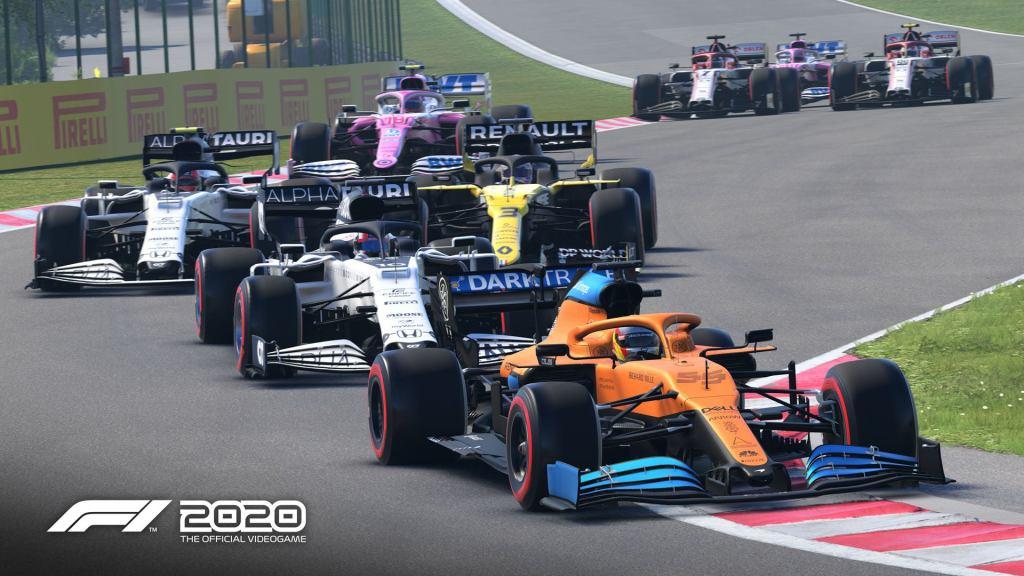 f1 2020 campionati online ps4 e pc