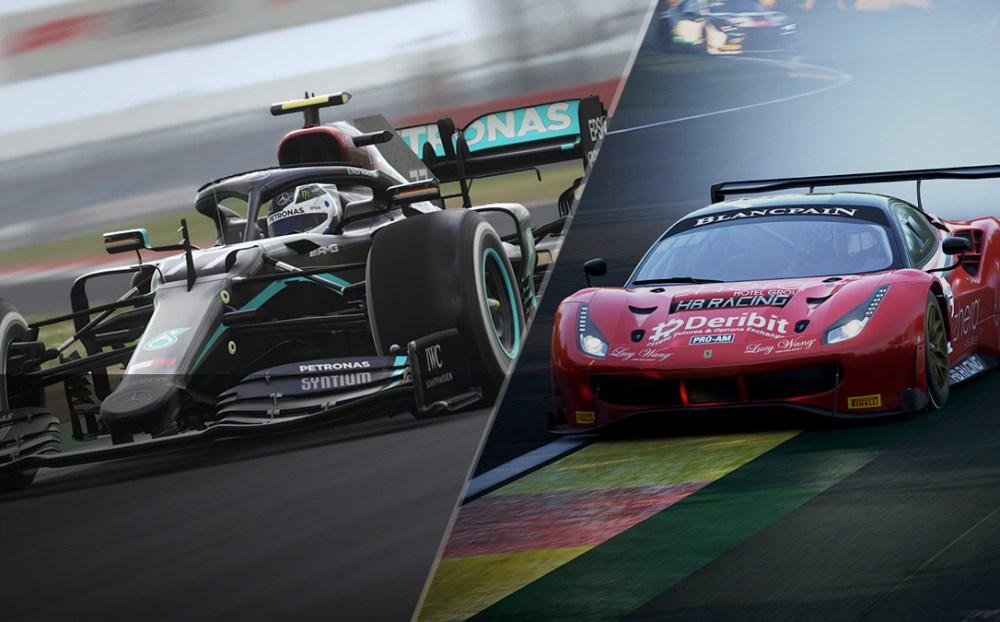 f1 2020 online gare online e assetto corsa