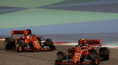 F1 Ferrari Bahrain