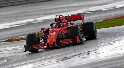 F1 Ferrari, team radio Leclerc