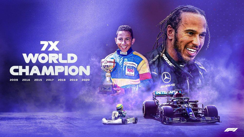 VIDEO GP Turchia: Hamilton campione