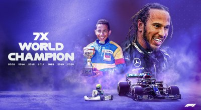 VIDEO GP Turchia: Hamilton campione