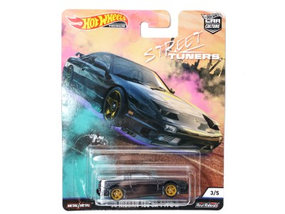modellino nissan 180 sx hot wheels