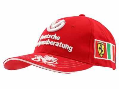 cappellino ferrari f1 schumacher 2006 nuovo