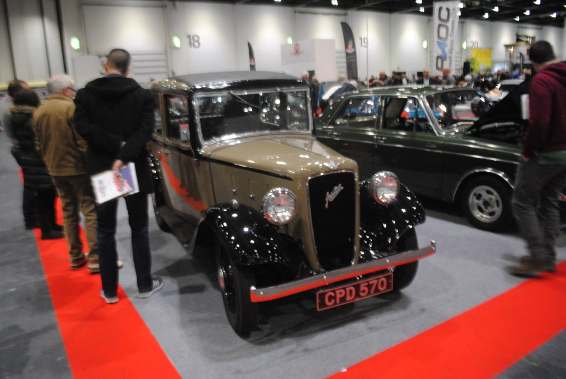 London Classic Car Show 2017: British Leyland – Motorsport For ...