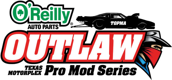 O'Reilly Auto Parts TOMPA Pro Mod Outlaws
