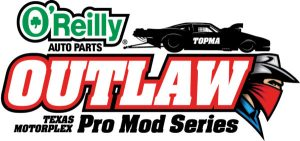 O'Reilly Auto Parts Pro Mod series logo