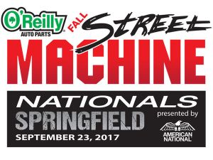 Street Machine Nationals - Springfield MO logo