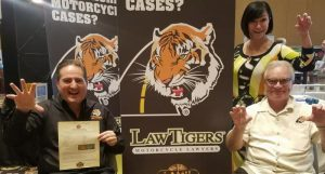 LAW TIGERS STEP UP - Six Figure Donation To Sturgis Motorcycle Museum & Hall Of Fame Building Fund