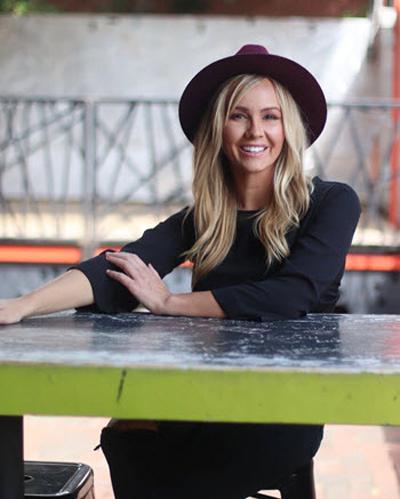 Kristen Beat will be the 2018 EnduroCross floor announcer