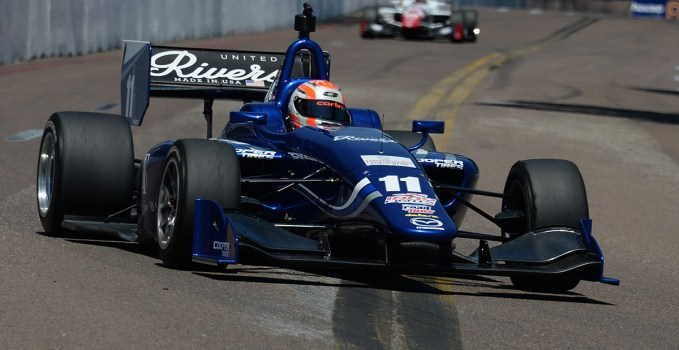 Ed Jones Dominated the opening Indy Lights round in St. Pete.
